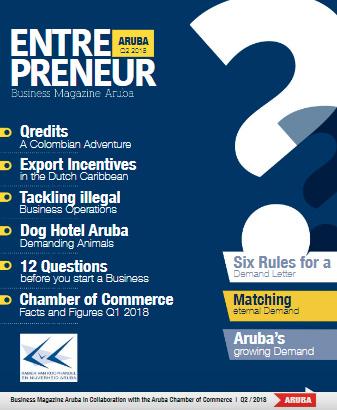 Kamer van Koophandel en Nijverheid Aruba   Aruba Chamber of Commerce